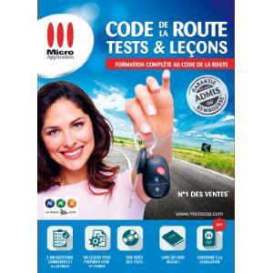 Code de la route : Tests & leçons 2014 pour Windows