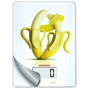 Soehnle 67088 - Balance de cuisine électrique