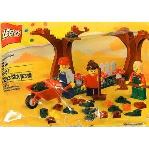 Lego 40057 - La scène Automnale