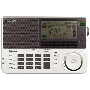 Image de Sangean ATS-909X - Radio portable World Band avec récepteur mondial