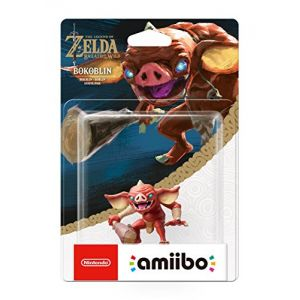 Nintendo Amiibo Bokoblin The Legend of Zelda : Breath of the Wild Collection