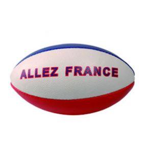 Ballon de rugby supporter France