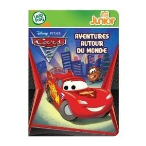 Leapfrog Livre Tag Junior : Cars 2