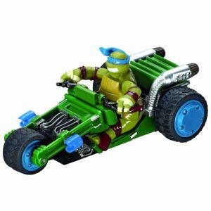 Carrera Toys 61287 - Leonardos Trike Ninja X Loop pour circuit Go!!!