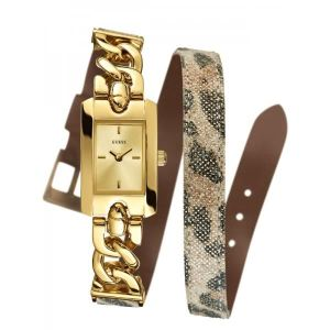Guess W0053L - Montre pour femme avec bracelet double