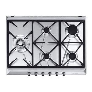 Smeg SRV575GH5 - Table de cuisson gaz 5 foyers