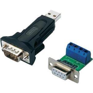 Digitus DA-70157 - Adaptateur série USB / RS-485