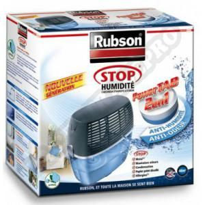 Rubson Stop humidité Power Tab + 2 recharges - Absorbeur 40 m²