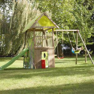 Soulet Sologne - Aire de jeux en bois 2,35 m