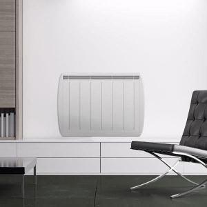 Carrera (Chauffage et Climatisation) Cordoue LCD 1500 Watts - Radiateur électrique horizontal