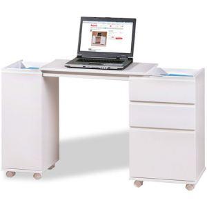 Links Bureau Lapt 1 porte et 3 tiroirs