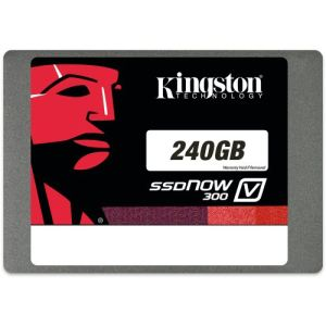 "Kingston SV300S37A/240G - Disque SSDNow V300 240 Go 2.5"" SATA lll"