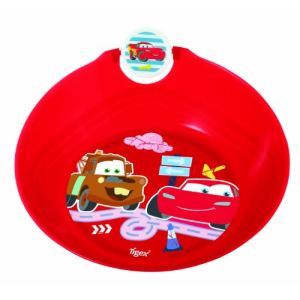 Tigex 104512 - Assiette creuse micro-ondes Cars