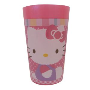 Spel Verre Hello Kitty en acrylique