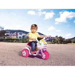 Peg Perego Moto électrique 3 roues Mini Princess