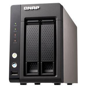 "Qnap TS-221 - Serveur NAS 2 baies 3.5""/2.5"" Ethernet"