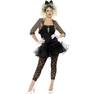 Déguisement Madonna années 80 femme (taille L)