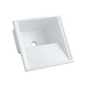 allia 00731500000 bac a laver avec trop plein 60x60. Black Bedroom Furniture Sets. Home Design Ideas