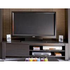 Meuble TV Opale 2 étagères et 1 porte