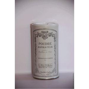 Le père Pelletier Poudre aspirateur feuille de thé (400 g)
