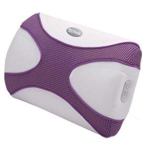 Coussin blanc et violet comparer 78 offres - Coussin de massage scholl ...
