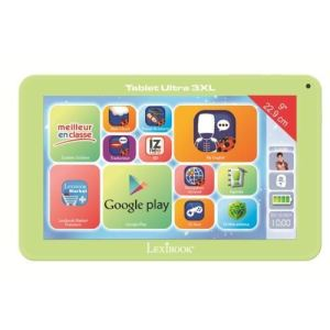 "Lexibook Ultra 3 Xl (MFC191FR) - Tablette 9"" sur Android 4.4"""