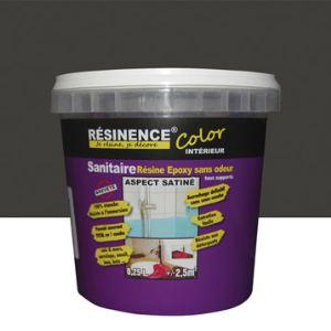 Résinence 8215 - Résine couleur Noir métal 250 ml