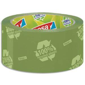 Tesa 58156-00000-00 - 6 rubans adhésifs d'emballage Ecologo (50 mm x 66 m)
