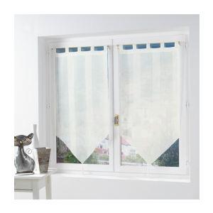 61 offres rideaux vitrage droit en polyester tous les prix des produits vendus en ligne. Black Bedroom Furniture Sets. Home Design Ideas