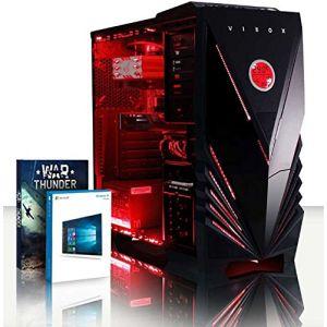 Vibox Crusher 48 - Core i7-4790 Radeon R7 240