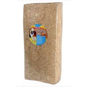 Zolux Paille naturelle de blé 240L