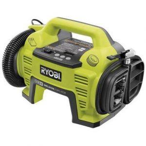 Ryobi One+ R18l-O - Compresseur sans fil 18V sans batterie