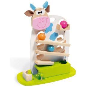 Scratch Circuit à balles Vache Marie