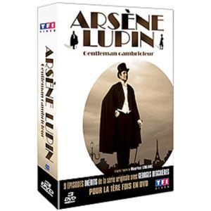 Arsène Lupin : Gentleman Cambrioleur - Volume 1 - avec Georges Descriere