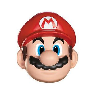 Masque Mario adulte
