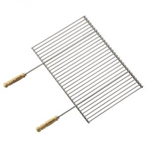 Barbecook 223.4090.055 - Grille professionnelle pour barbecue 90 x 40 cm