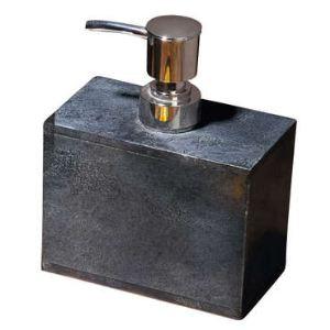 54 offres accessoire salle de bain pierre economisez et for Distributeur coton ventouse