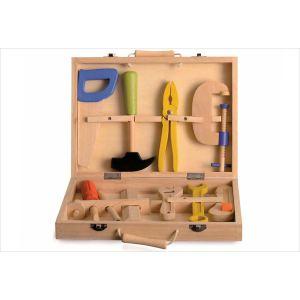 Egmont Toys Première boîte à outils en bois