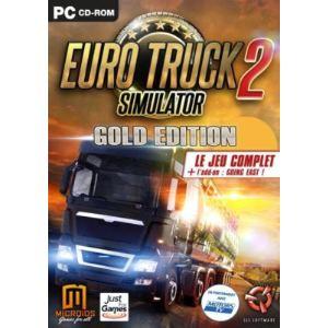 Euro Truck Simulator 2 sur PC