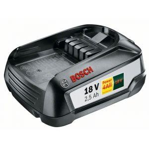 Bosch PBA 18 V 2,5 Ah W-B (1600A005B0) - Batterie 18 Volt Lithium Ionen