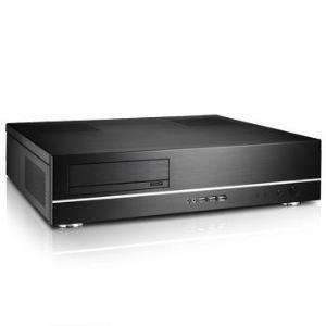 Lian Li PC-C37B Muse - Boîtier Multimédia HTPC sans alimentation