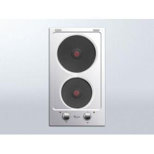 Whirlpool AKT 310 - Domino électrique 2 foyers