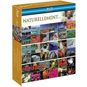 Coffret Antoine Naturellement ... - Animaux + Fleurs et plantes + Merveilles du Monde