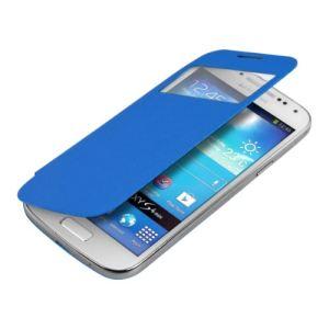 Kwmobile 17432 - Etui de protection à rabat pour Samsung Galaxy S4 Mini I9190 et I9195