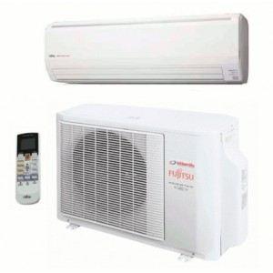 Fujitsu asyg 18 lfc climatiseur mural mono inverter for Climatiseur mural prix