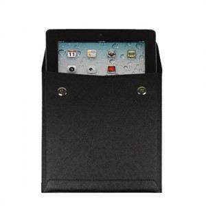 LambeMu E17N4-IPAD2-1312 - Pochette élégante pour iPad 2, 3 et 4