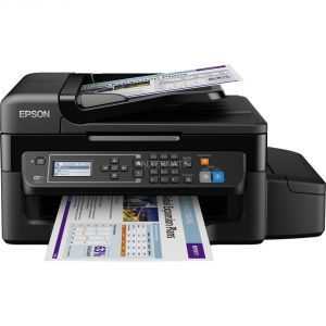 Epson EcoTank ET-4500 - Imprimante jet d'encre multifonctions (fax)