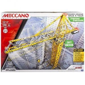 Meccano 6024905 - Grue géante