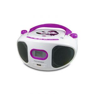 Metronic 477122 - Radio CD-MP3 Miss Angel