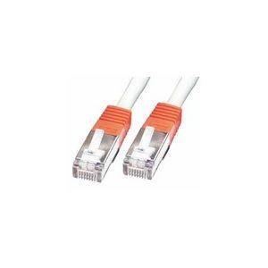 Lindy 44307 - Câble réseau croisé FTP Cat 5e 10 m